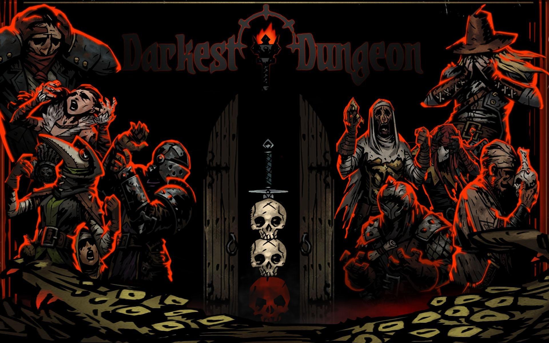 Darkest Dungeon Wallpaper Dump