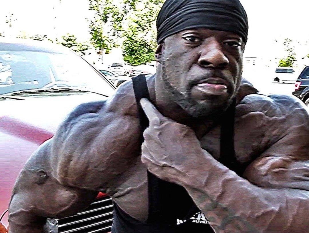 kali muscle ain't all dat!, Muscles