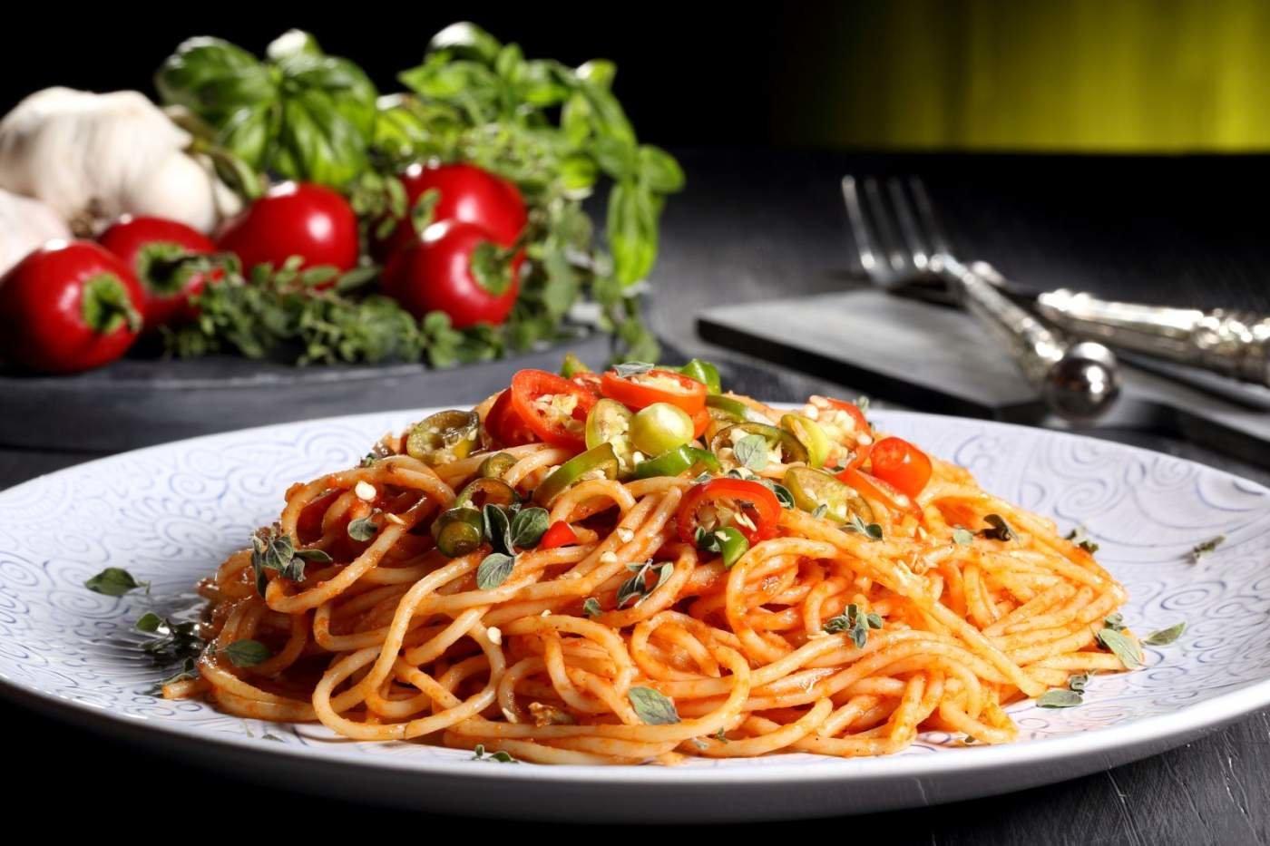 Сперма на спагетти 4 фотография
