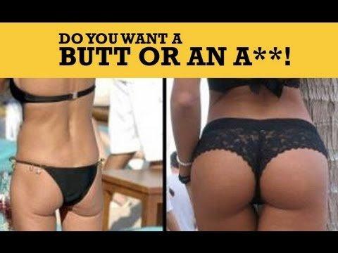 Butt Like 101