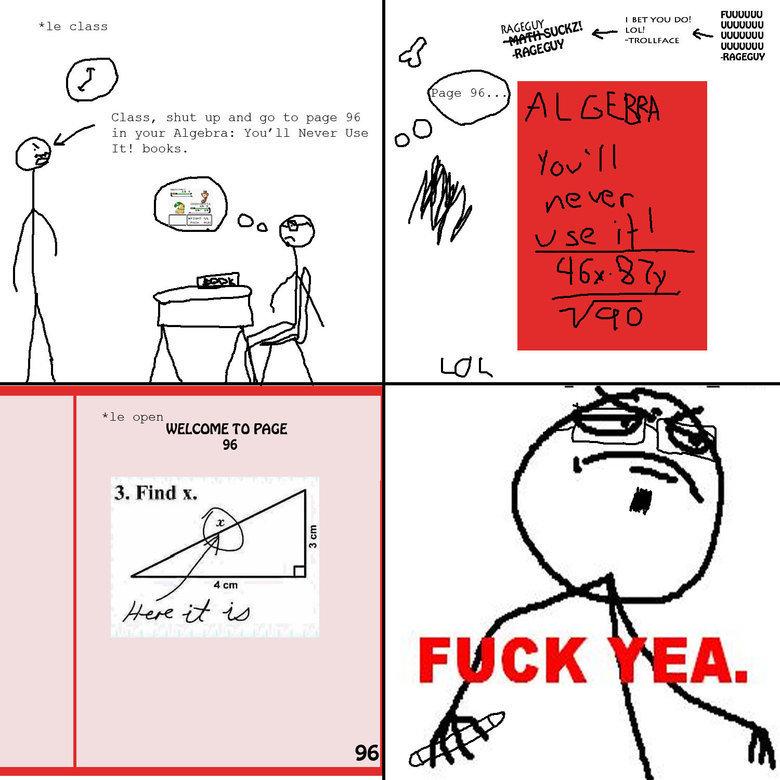 Funny Meme Punchlines : Cringe rage comics oc