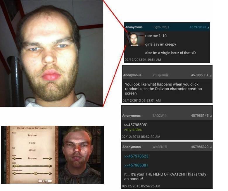 Potato Face Oblivion