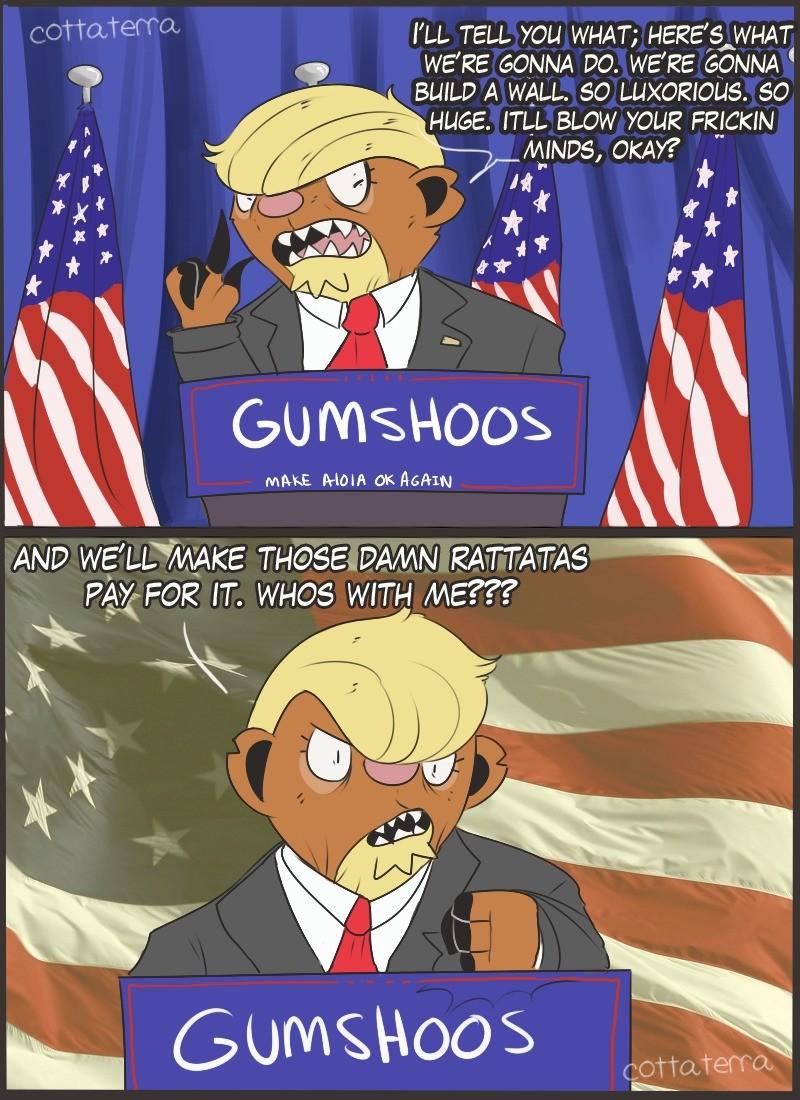 Gumshoos Pokemon Images | Pokemon Images Y Dog Names