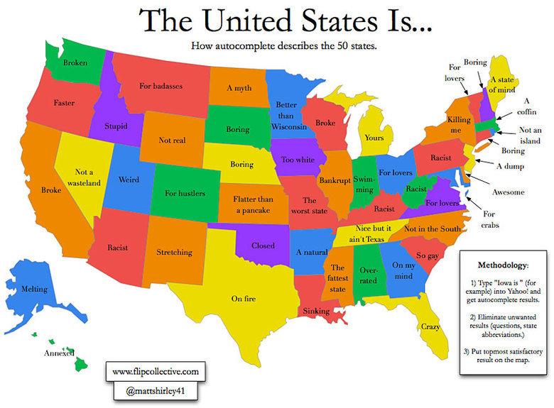 kind of useful maps