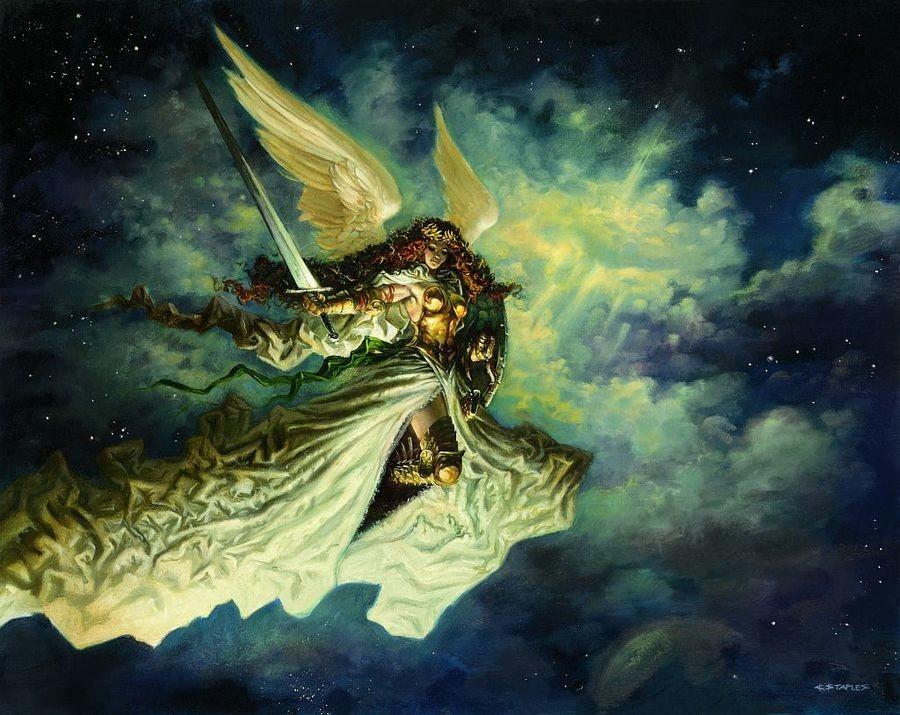 ... Angel of Wr...