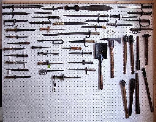 Essay on weapons in ww1