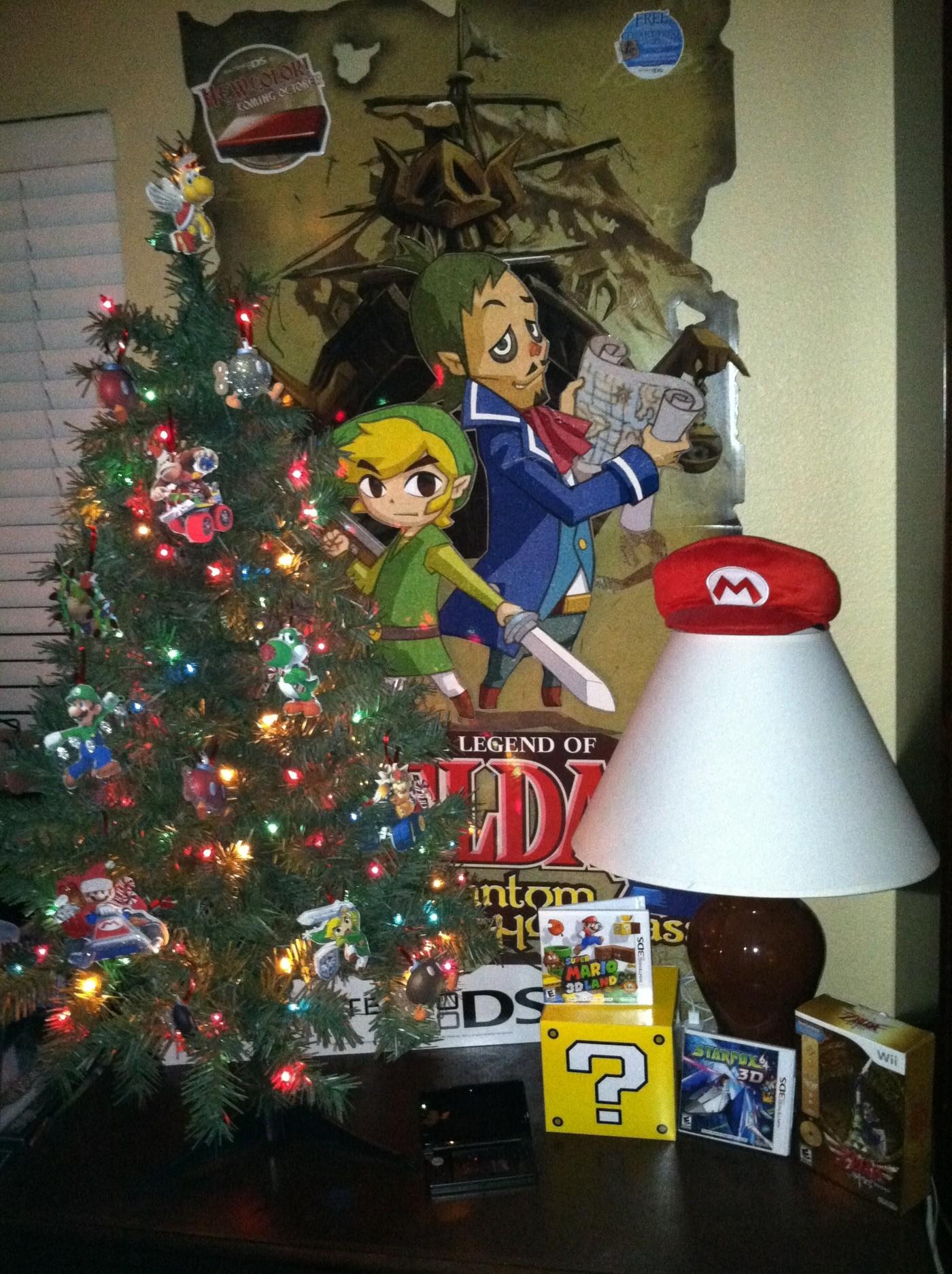Christmas at Nintendo