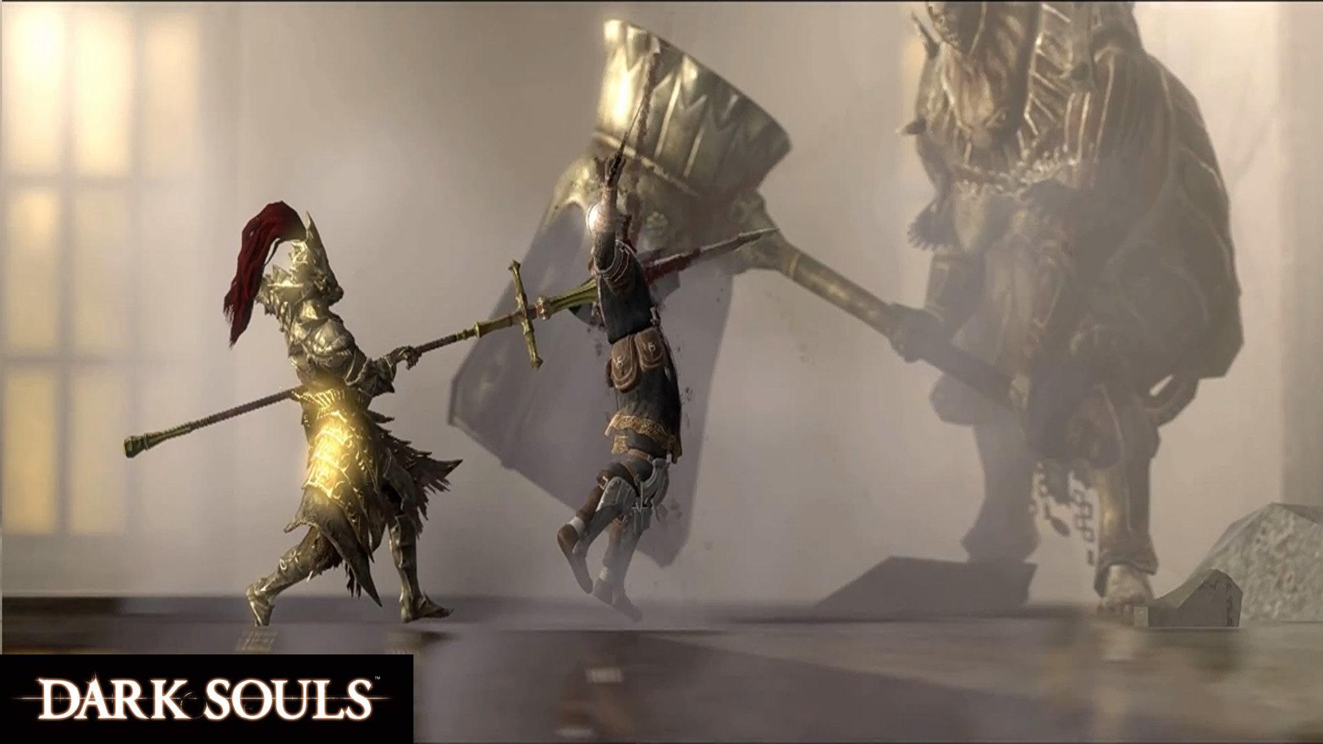 Dark Souls Kinda Not Oc Wallpapers