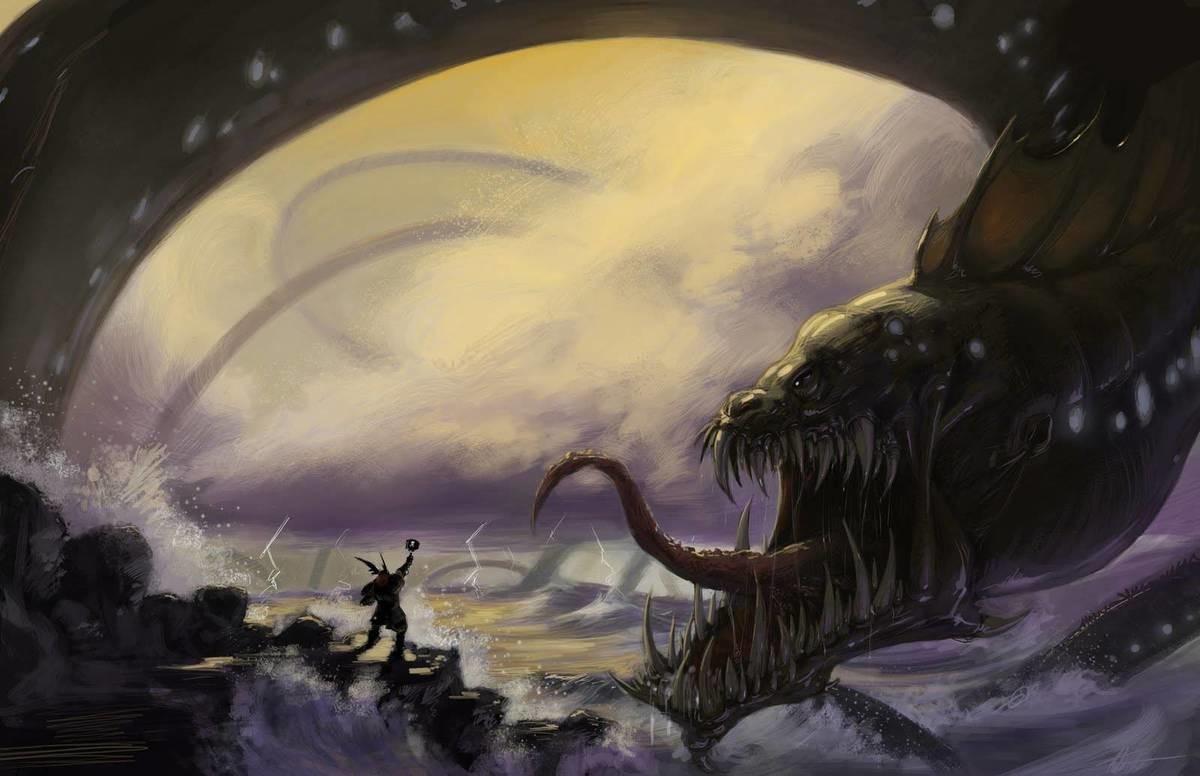 mythological creatures comp 2