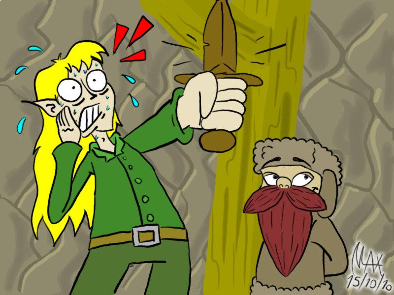 Dwarf Fortress 8, Dwarf Hand Urist