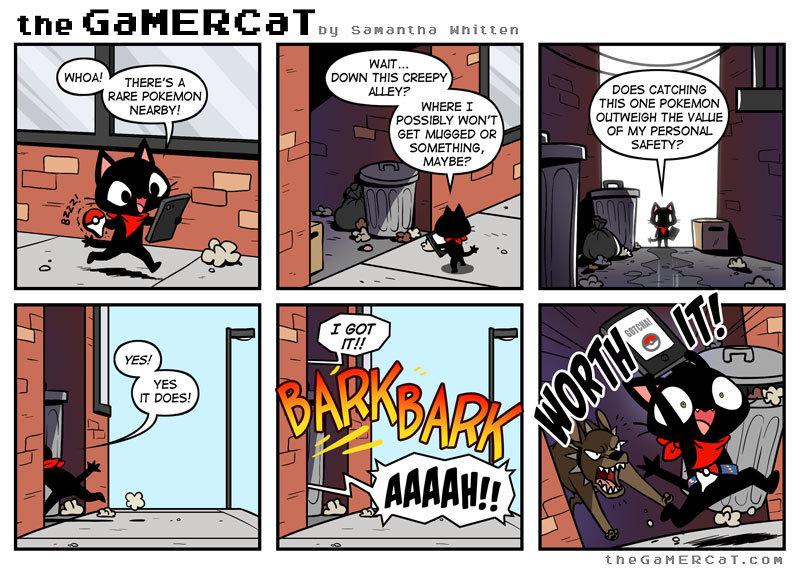 another pokemon go comic