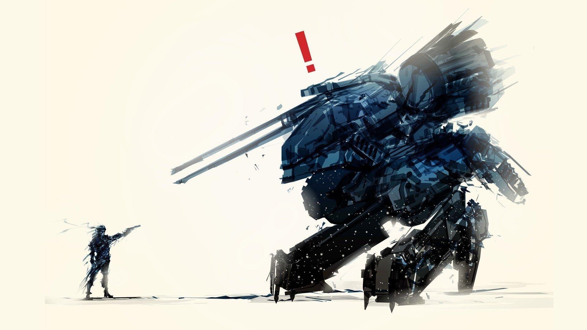 Metal Gear Solid Wallpaper Comp