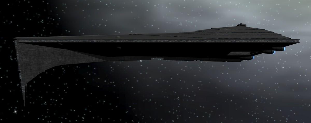 Sovereign Class Star Destroyer