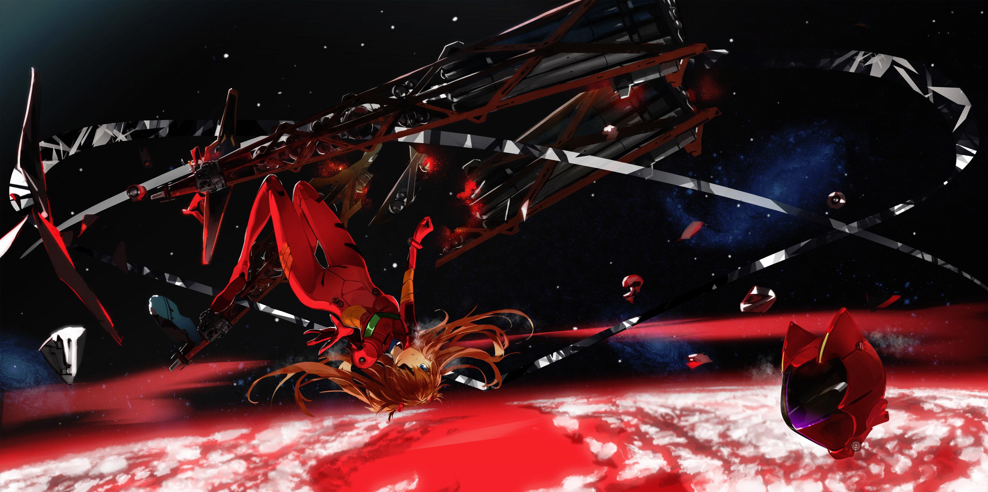 Neon Genesis Evangelion Wallpaper Dump