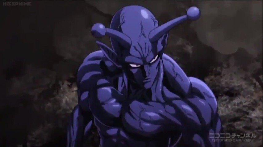 Piccolo's final form.