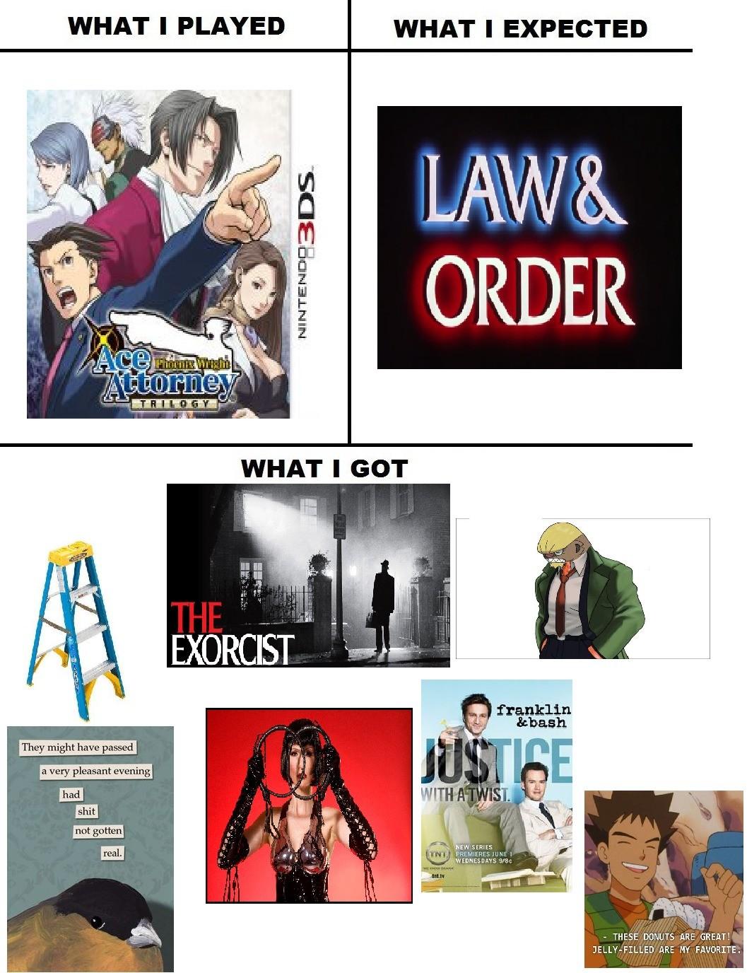 cbb7f3_6141624 ace attorney,Phoenix Wright Memes