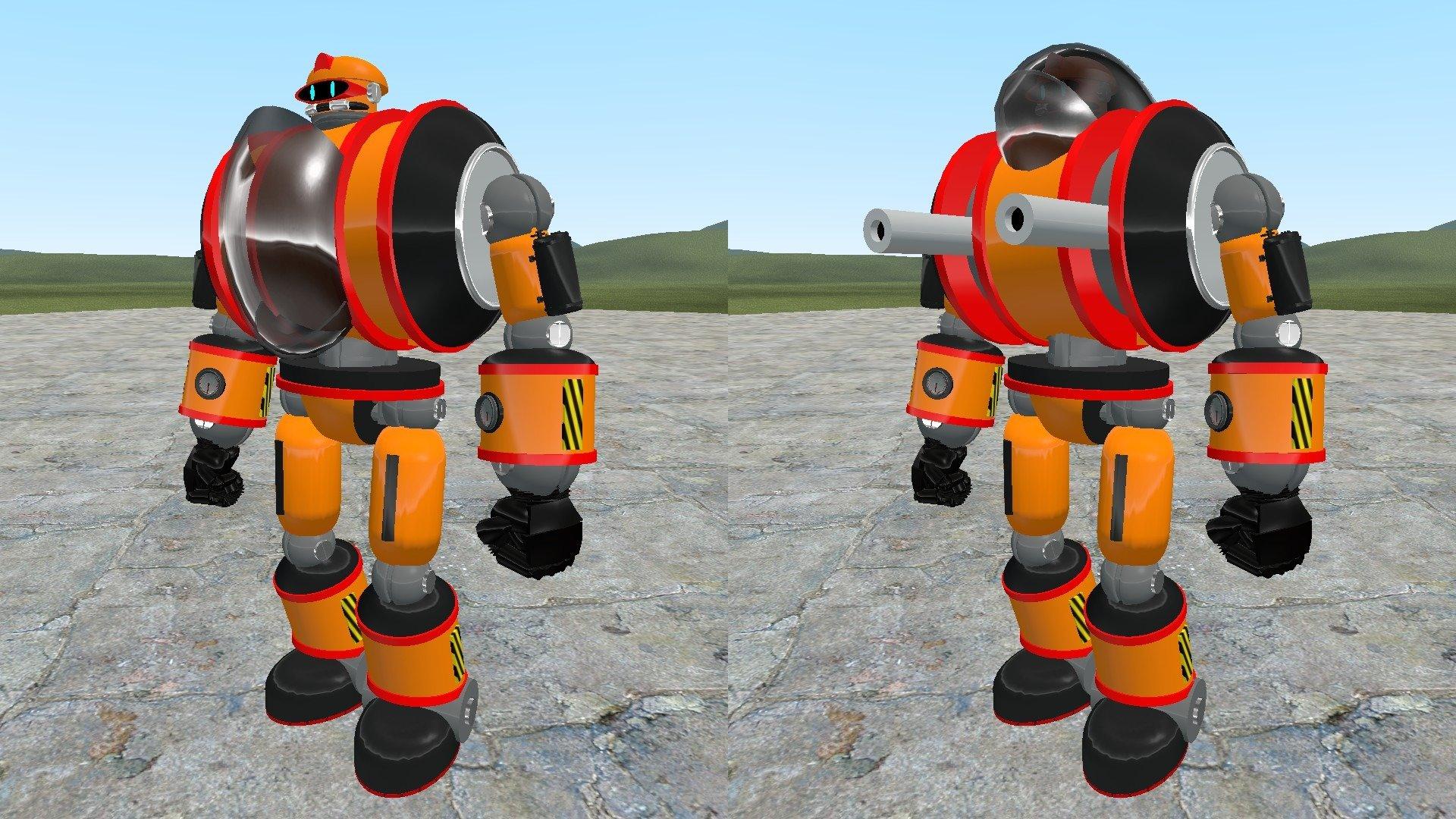 My Garry's Mod Creations Comp #2