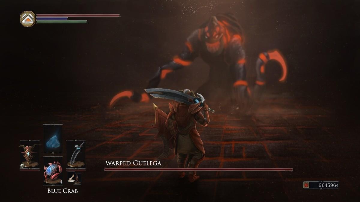 RuneScape + Dark Souls 3