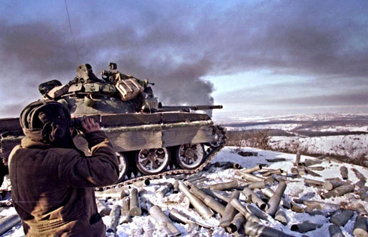War: Second Chechen War