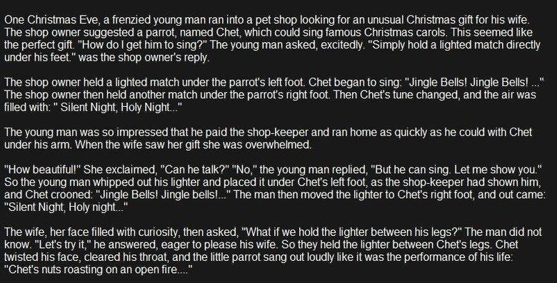 A Joke A Day Part 8/18