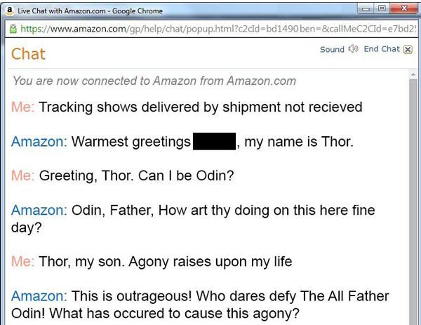 Amazon customer service m4hsunfo
