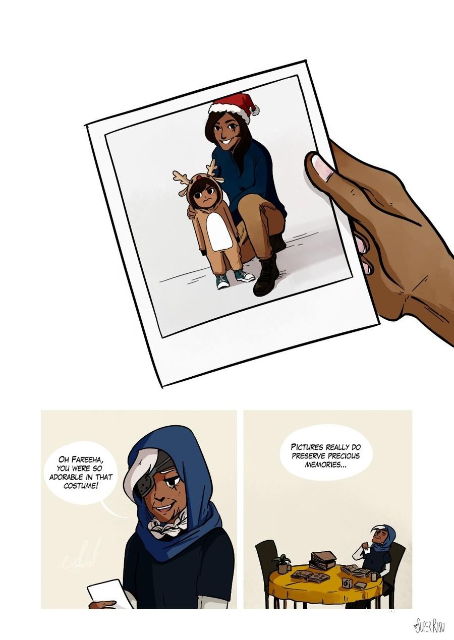 Ana\'s Christmas Cards