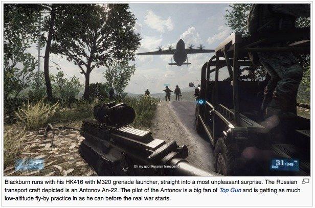 BattleField 3 Nostalgia