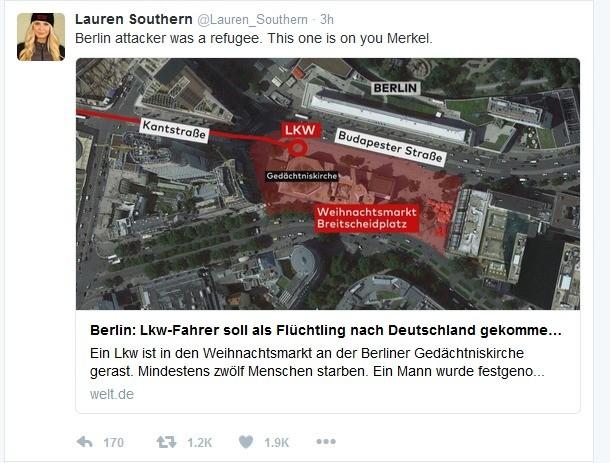 Design Attack Berlin berlin truck attack