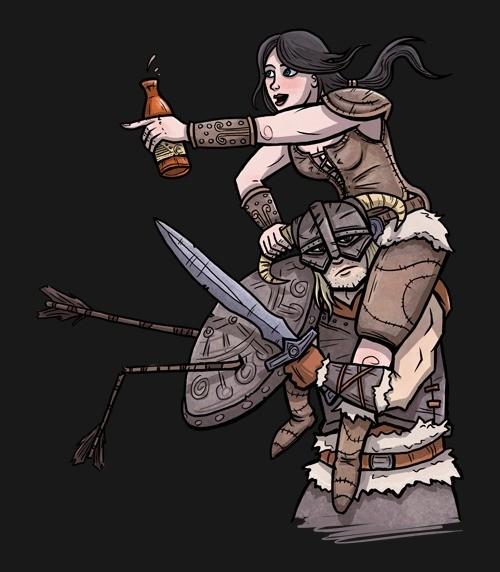 Best Skyrim Companion