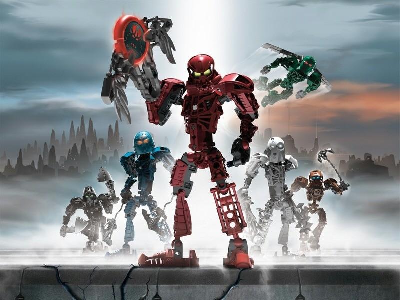 Bionicle Wallpaper Comp 4