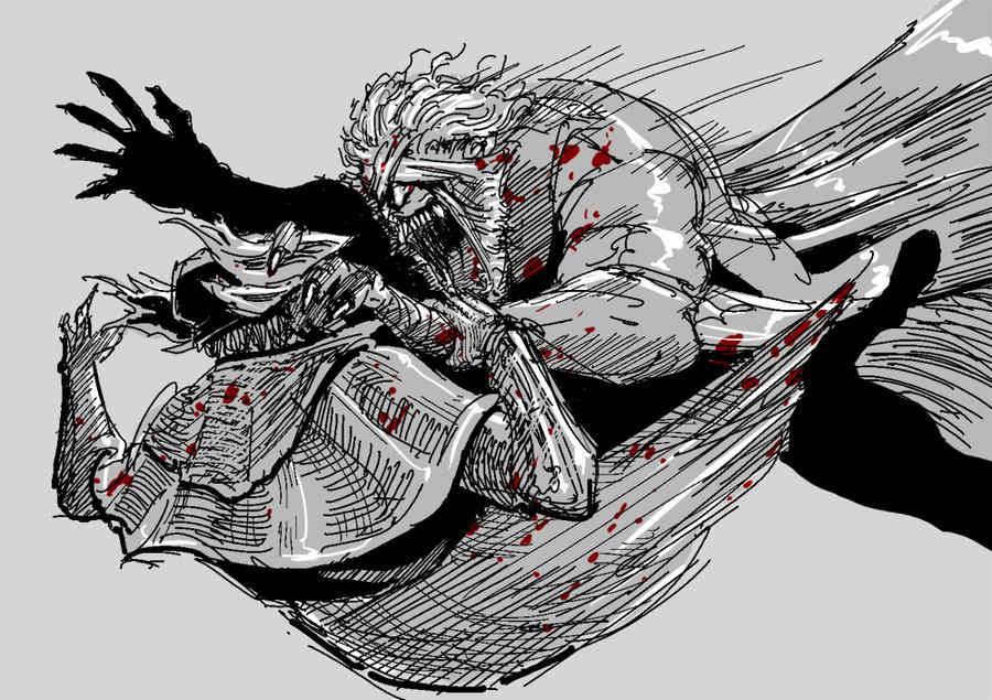 BloodLore - Father Gascoigne