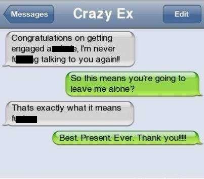 Break up texts