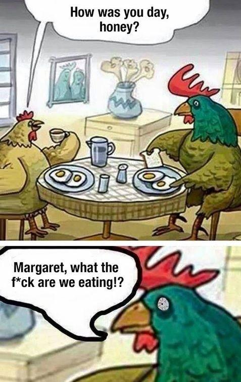 Cannibalism Margaret