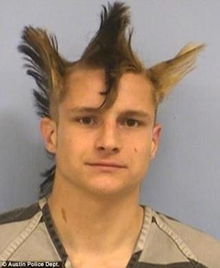 Crazy Hair Cut