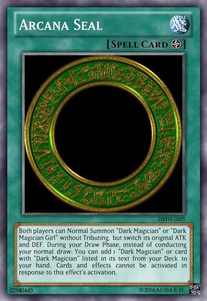 dark magician variants