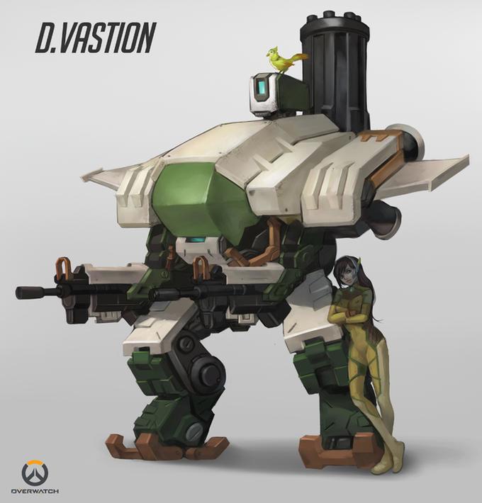 D vastion