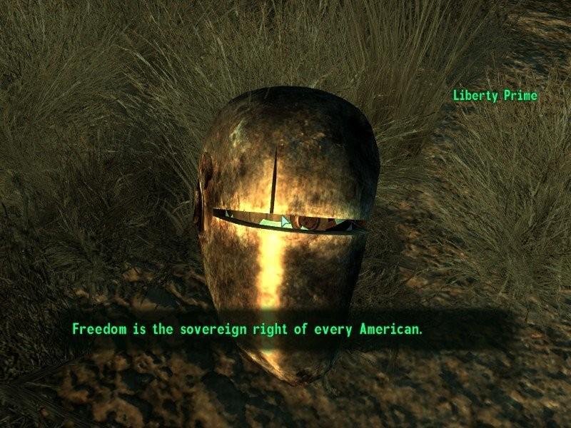 Liberty Prime Wallpaper Fallout 3 Comp