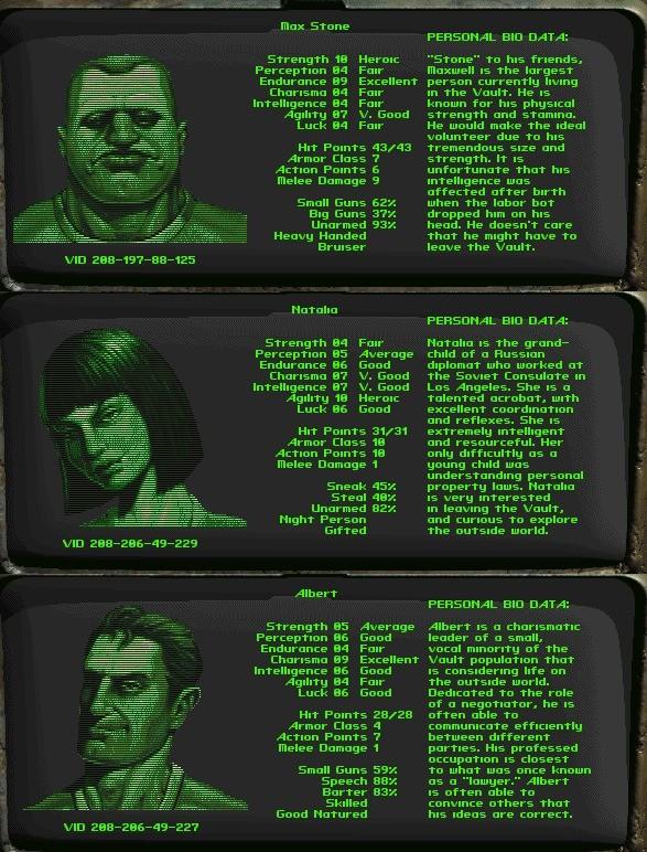 Fallout 1 Beginner's Guide