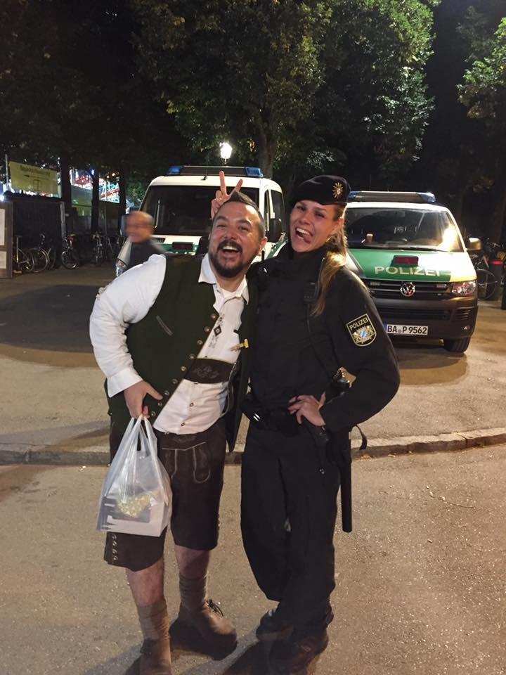 Nazi Polizei