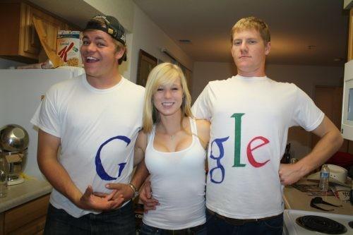 Google tits