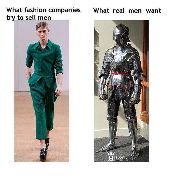 real man vs metrosexual