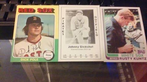 I Collect Baseball Cards