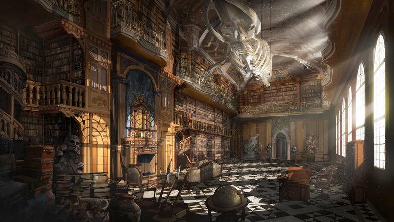 Imaginary Interiors