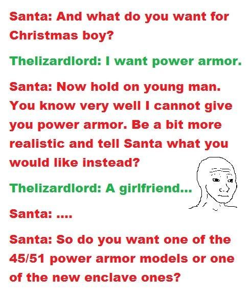it feels like christmas so im posting