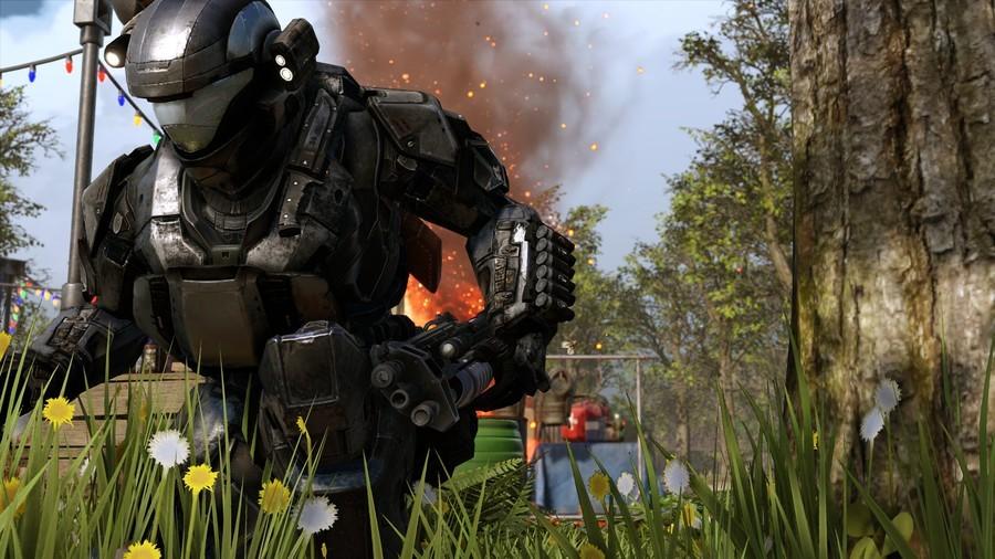 Modding has turned XCOM 2 into a Halo game