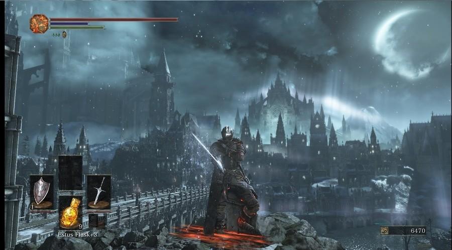 My Dark Souls 3 Screenshots