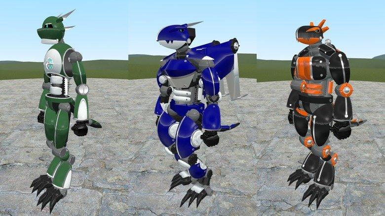 My Garry's Mod Creations Comp #3