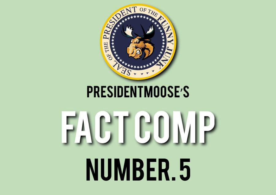 Random Facts #5