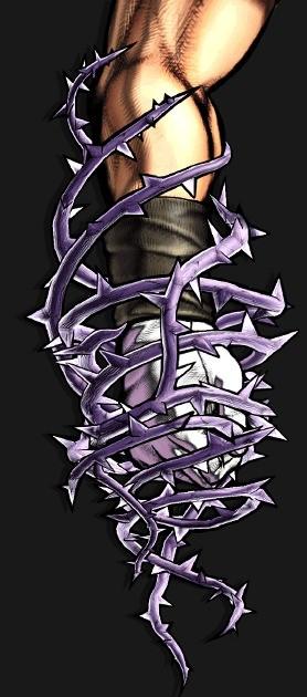 Requiem stands: Hermit Purple