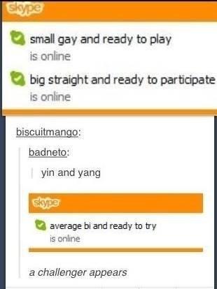 Names gay skype Skype #Guys
